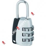 Навесной кодовый замок ABUS 155/20 (Серебро)