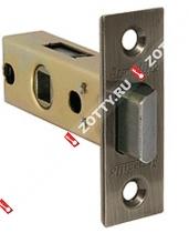 Защелка врезная ARMADILLO LH 120-45-25 AB BOX /прям/ (Бронза)