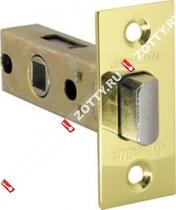 Защелка врезная ARMADILLO LH 120-50-25 GP SKIN /прям/ (Золото)