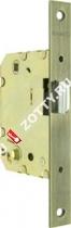 Защелка врезная ARMADILLO LH 720-45 AB SKIN на 70мм /прям/ (Бронза)