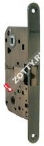 Защелка межкомнатная с планкой ARMADILLO LH19-50 AB BOX (Бронза)