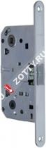 Защелка межкомнатная с планкой ARMADILLO LH19-50 CP BOX (Хром)