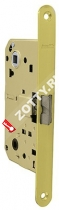 Защелка межкомнатная с планкой ARMADILLO LH19-50 SG BOX (Матовое золото)