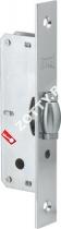 Защелка врезная роликовая KALE KILIT 155/B (35 mm) (Никель)