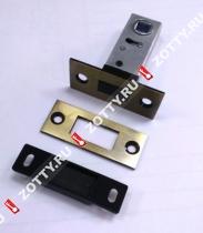 Защелка врезная магнитная Vantage LM50 SB (Матовое золото)