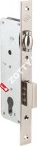Корпус замка врезного цилиндрового KALE KILIT 154 (35 mm) w/b (Никель)