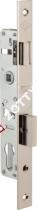 Корпус замка врезного цилиндрового узкопроф. KALE KILIT 153 (20 mm) w/b (Никель)