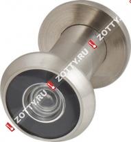 Глазок дверной ARMADILLO с пластиковой оптикой DV1 16/35х60 SN