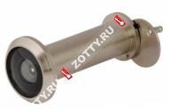 Глазок дверной БУЛАТ ГД 05.16.04 ЦП(50-75мм