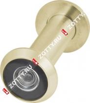 Глазок дверной Armadillo, стеклянная оптика DVG2 16/55х85 SG (Матовое золото)
