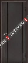 Межкомнатные двери Ульяновские двери ТЕХНО Глухая Венге