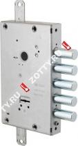 Замок врезной сувальдный CISA NEW CAMBIO FACILE 57.655.48 тех упаковка, ключ 64 мм