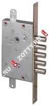 Замок врезной сувальдный CISA NEW CAMBIO FACILE 57.675.48 тех упаковка, ключ 44 мм