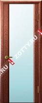 Межкомнатные двери Ульяновские двери ТЕХНО 3 Красное Дерево