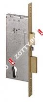 Замок врезной электромеханический CISA для легких дверей 12.011.60 (Латунь)