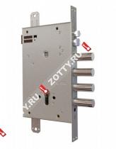 Замок врезной электромеханический CISA для металлических дверей 15.535