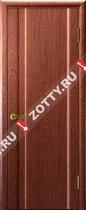 Межкомнатные двери Ульяновские двери ТЕХНО Красное Дерево Глухая