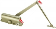 Доводчик дверной морозостойкий ARMADILLO LY2 65 кг (Золото)
