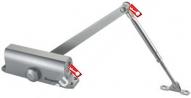 Доводчик дверной морозостойкий ARMADILLO LY2 65 кг (Алюминий)