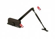 Доводчик дверной морозостойкий LY2 65 кг (Коричневый)