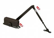 Доводчик дверной морозостойкий LY3 65 кг (Коричневый)
