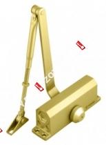 Доводчик дверной DC-202 GP до 45 кг (Золото)