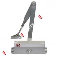 Дверной доводчик DL77 size 4 (Серебро)