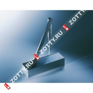 Дверной доводчик DORMA TS71, EN 3/4 (Серебро)