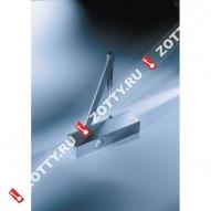 Дверной доводчик DORMA TS 73V, EN 2/4, ВС (Серебро)