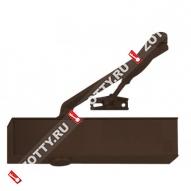 Дверной доводчик ECO TS-20 BC EN2/3/5 цвет RAL 8014