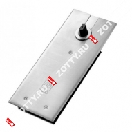 Дверной доводчик напольный ECO SCHULTE BTS843 EN3 (Серебро)