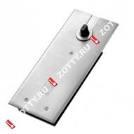Дверной доводчик напольный ECO BTS843 EN3 Hold-open 90° (Серебро)