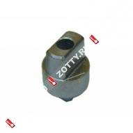 Стандартный шпиндель DORMA для напольных доводчиков (Серебро)