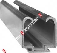 Направляющая Laredo N03 (1м) (Под крепление(только для R05)) (Матовый никель/хром)