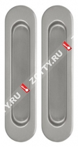 Ручка для раздвижных дверей ARMADILLO SH010-SN-3