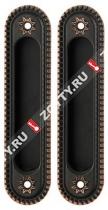 Ручка для раздвижных дверей ARMADILLO SH010/CL ABL-18