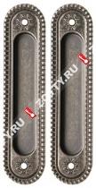 Ручка для раздвижных дверей ARMADILLO SH010/CL AS-9