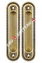 Ручка для раздвижных дверей ARMADILLO SH010/CL FG-10