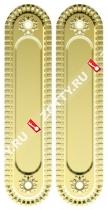 Ручка для раздвижных дверей ARMADILLO SH010/CL GOLD-24