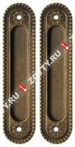 Ручка для раздвижных дверей ARMADILLO SH010/CL OB-13