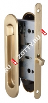 Набор для раздвижных дверей ARMADILLO SH011-BK SG-1