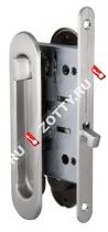 Набор для раздвижных дверей ARMADILLO SH011-BK SN-3