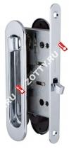 Набор для раздвижных дверей ARMADILLO SH011-BK СP-8
