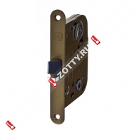 Корпус замка ABUS DL2014P ST/EGL пластиковые ригеля (Золото)