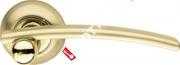 Ручка дверная раздельная Armadillo Mercury LD22-1SG/GP-4