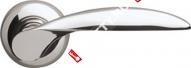 Ручка дверная раздельная Armadillo Diona LD20-1CP-8