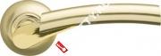 Ручка дверная раздельная Armadillo Vega LD21-1SG/GP-4