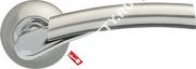 Ручка дверная раздельная Armadillo Vega LD21-1SN/CP-3