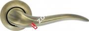 Ручка дверная раздельная Armadillo Andromeda LD143-1WAB-11