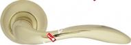 Ручка дверная раздельная Armadillo Selena LD19-1GP/SG-5